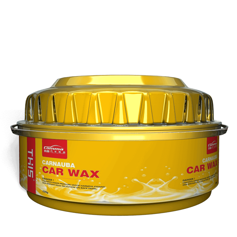 Carnauba Car Wax-230g